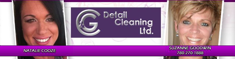 Residential Cleaning and Post Construction Cleaning in Edmonton - Logo